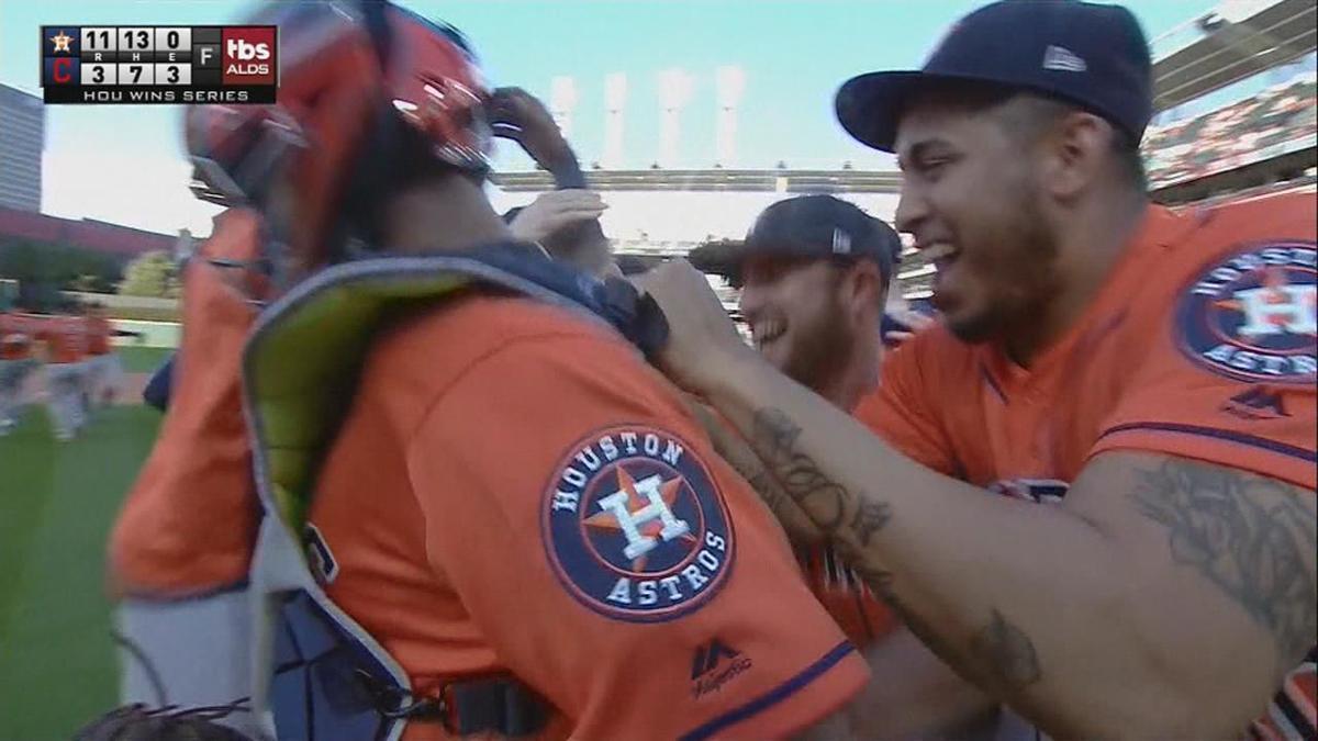 Astros advance to ALCS | Sports | ktbs com