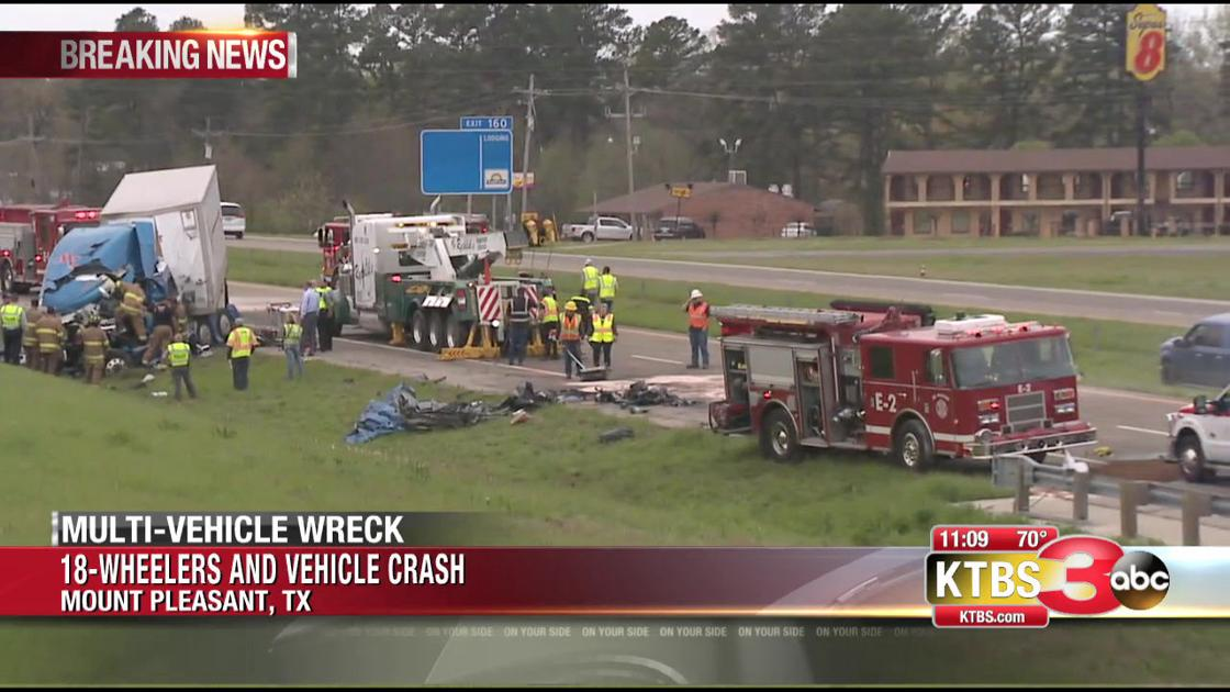Traffic I-30 crash with multiple fatalities | | ktbs com