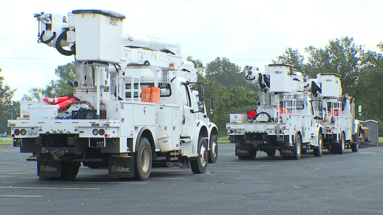 swepco trucks