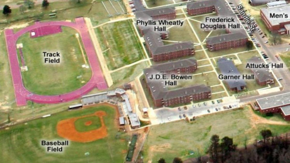 grambling state university campus map Gsu Map Ktbs Com grambling state university campus map