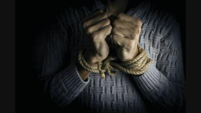 human trafficking generic photo