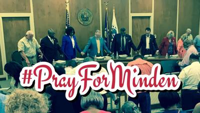 Pray for Minden