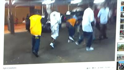 Fight videos posted online causing concern in Texarkana