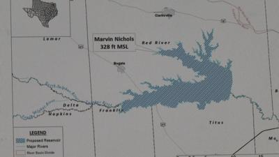 Preserve Northeast Texas fights to stop proposed Marvin Nichols Reservoir