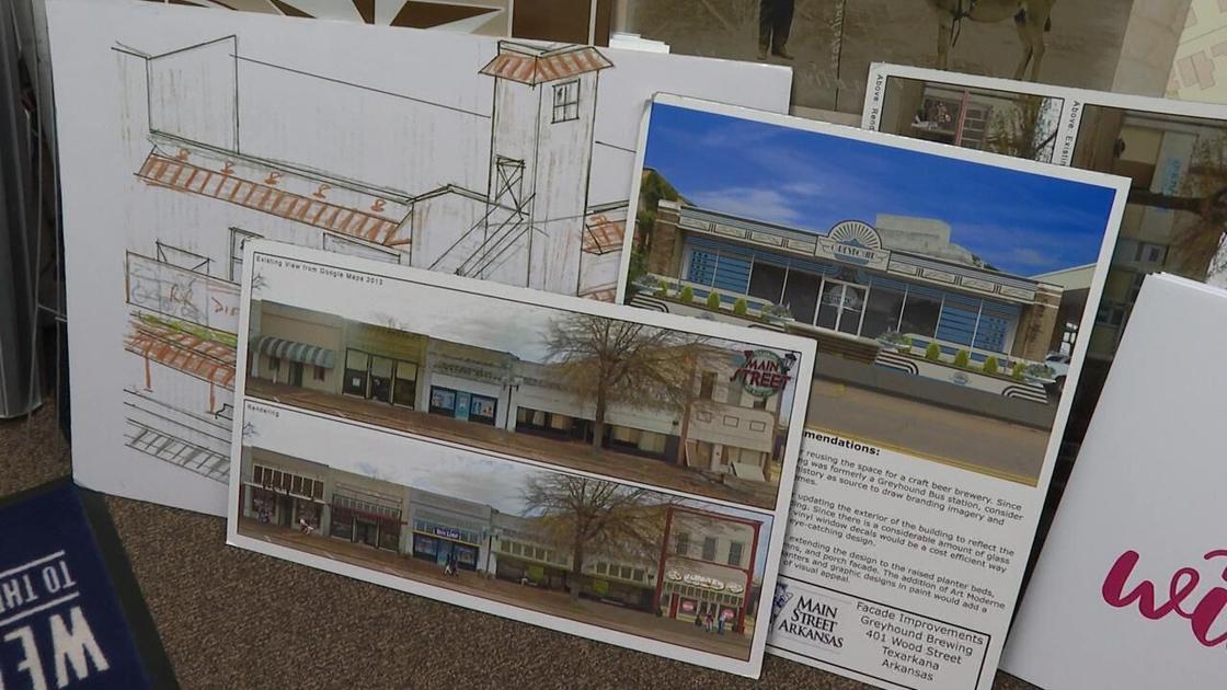 Downtown Development In Texarkana Continues Despite Pandemic Texarkana Ktbs Com