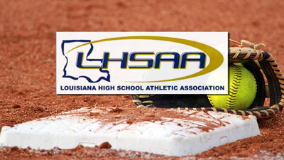 LHSAA softball