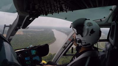 Life Air Rescue - Chad McNeely flying