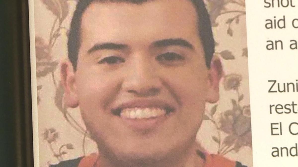 Shreveport helps families of Juan Zuniga Daysean best cope
