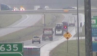 Eastbound crash detours I-20 traffic | News | ktbs com