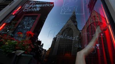 Prostitution information