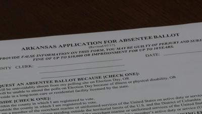 Arkansas prepares for high number of absentee ballots