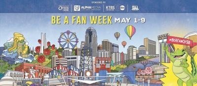Be A Fan Week