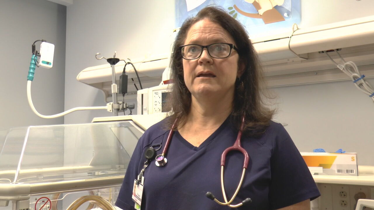 Miracle Babies - Dr. Sara Serio