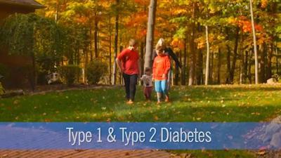 Type 1 & 2 diabetes