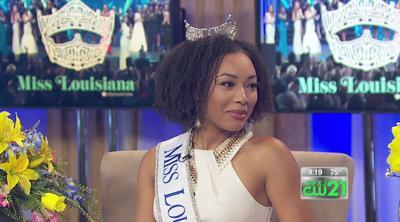 Miss Louisiana 2018 Holli Conway
