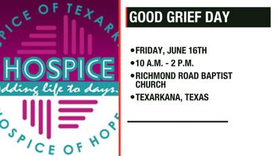 Hospice of Texarkana wants to help children experiencing grief