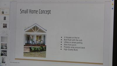 City of Texarkana, Texas could soon allow small homes downtown