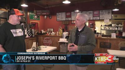 Joseph's Riverport BBQ