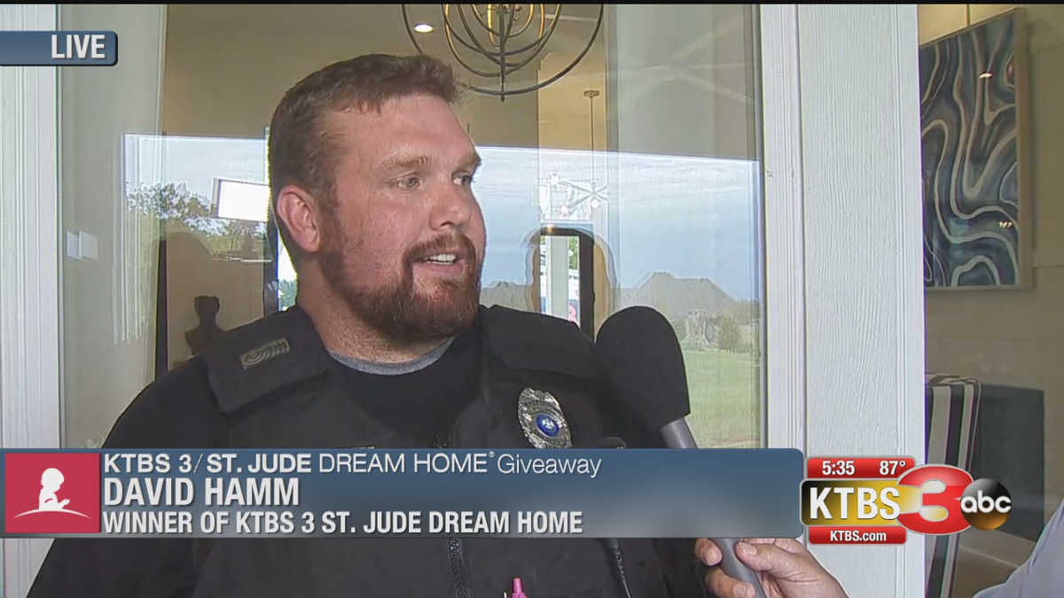 2017 Ktbs 3 St Jude Dream Home Winners Announced