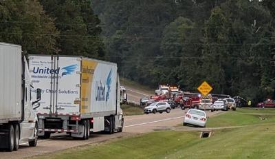 Highway 80 accident