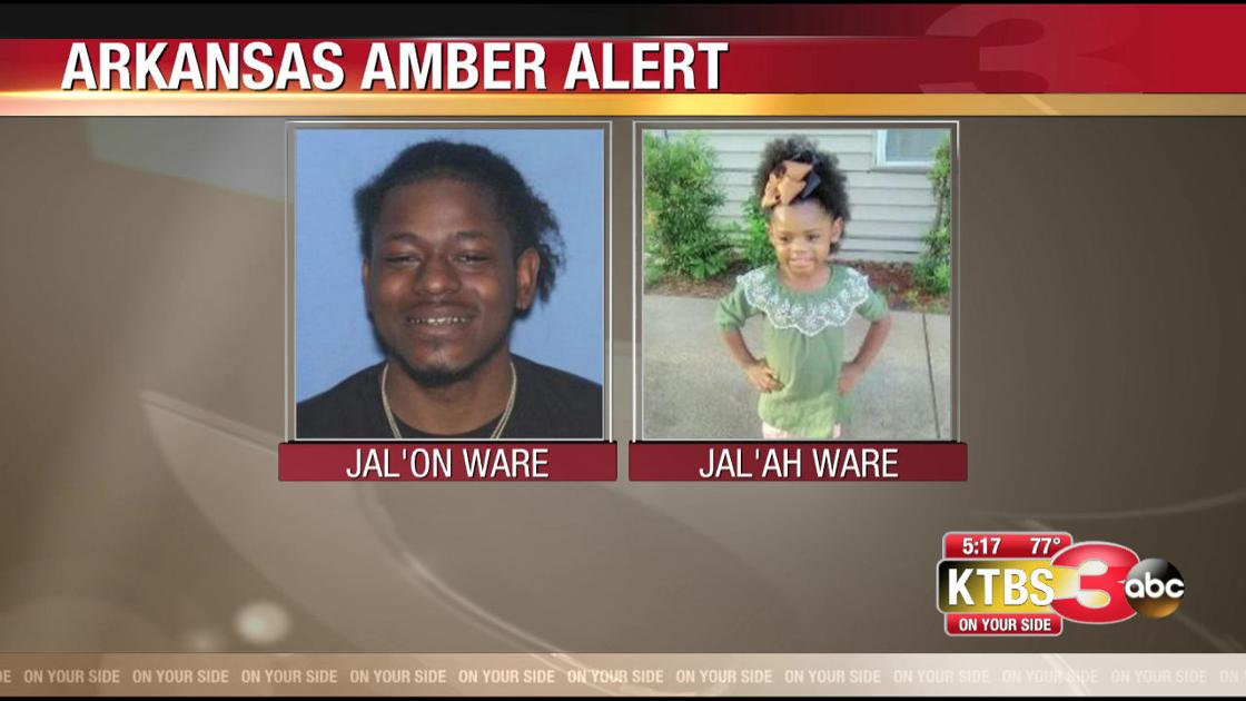 Amber Alert Has Been Issued For A Missing Arkansas Toddler Ktbs Com