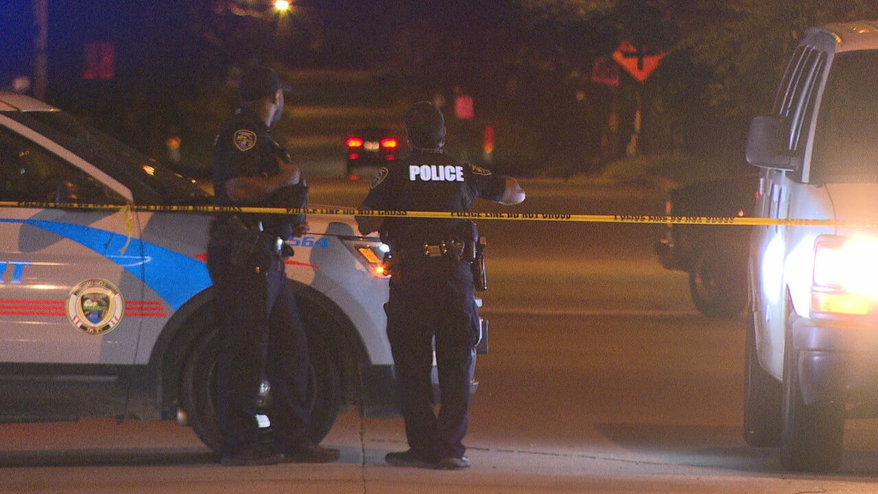 Second man dies in overnight shooting; search underway for suspect