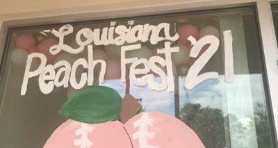 Louisiana Peach Festival 2021