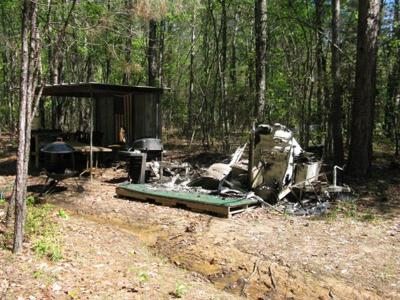 Suspect in deer camp vandalism case files malicious