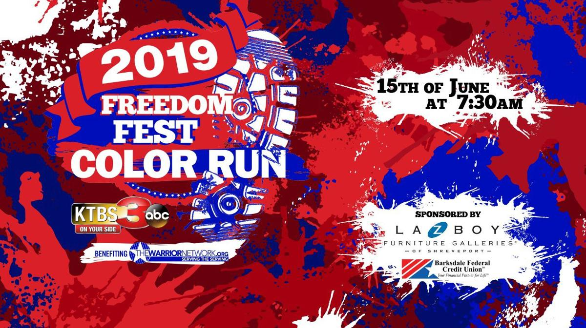 2019 Freedom Fest Color Run