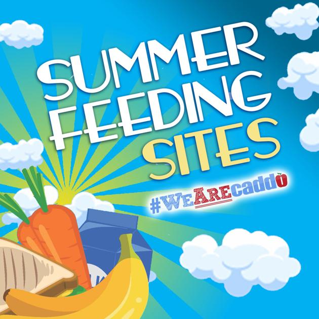 Caddo schools provides food during summer break