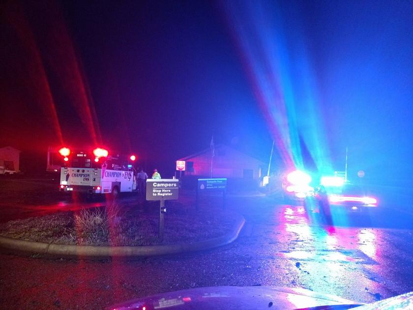 2 fatalities reported as severe storms push through East Texas