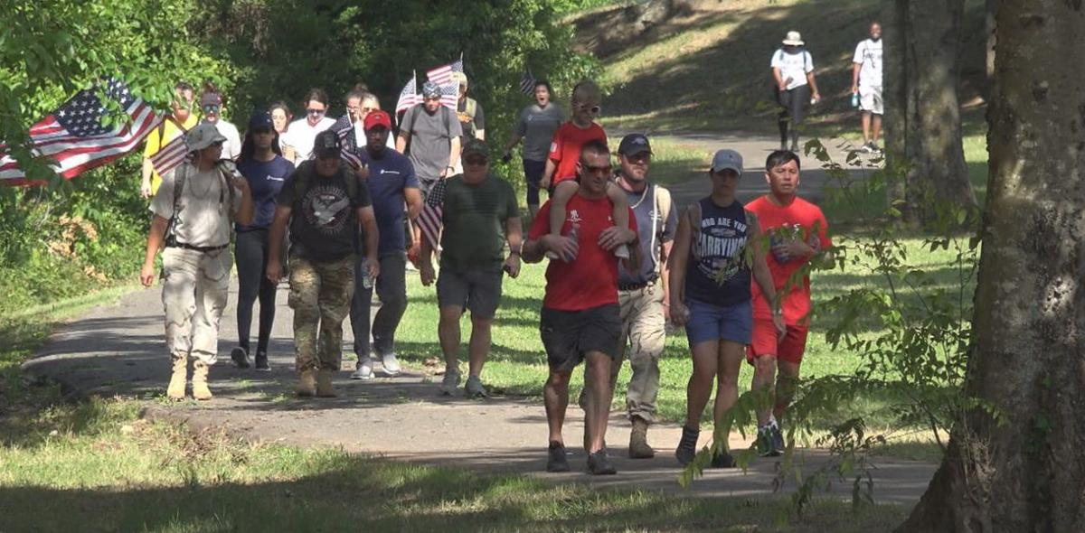 Carry the Load walkers in Shreveport