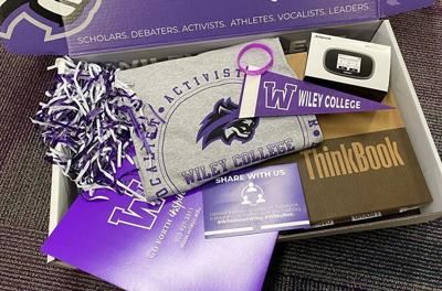 Wiley College Care Package