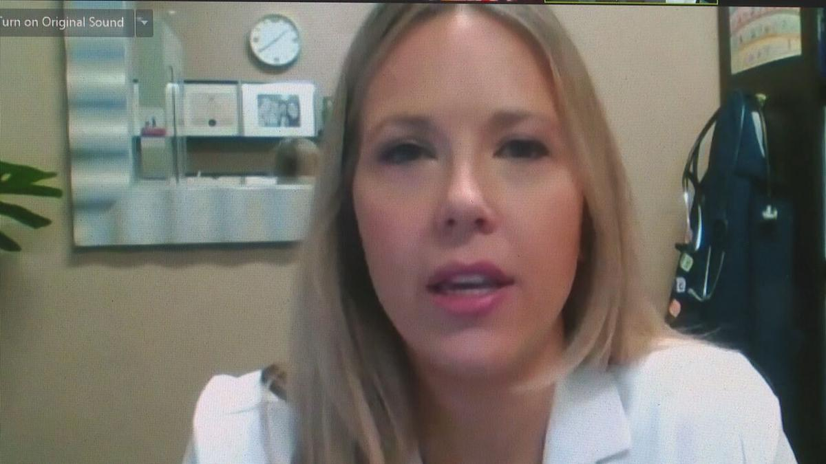 Dr, Caroline Caperton