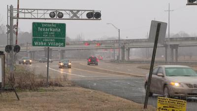 TXDOT prepares roads for wintry weather
