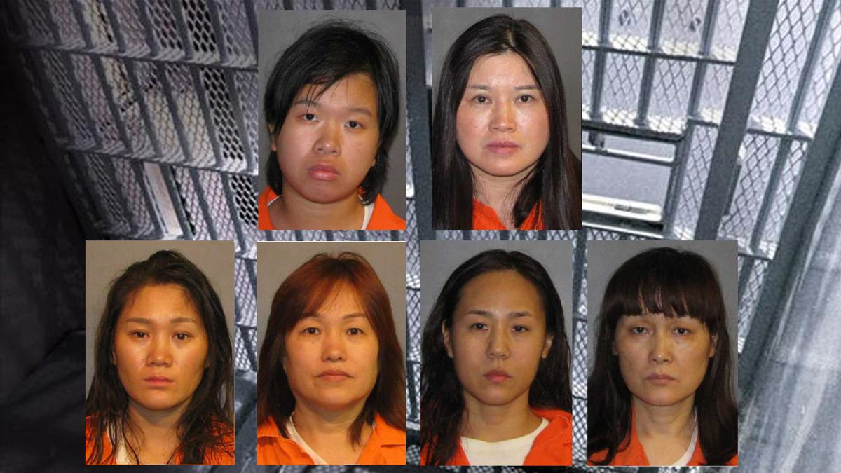 Shreveport Police Vice Operation Nets Multiple Massage Parlor Arrests News Ktbs Com