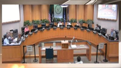 Caddo Parish Commission June 1, 2020 meeting
