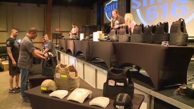 Texarkana, Texas police officers receive life-saving gear