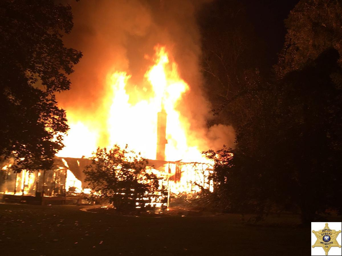 Natchitoches Parish Fire