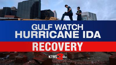 Hurricane Ida Recovery