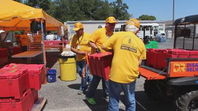 Volunteers needed to support disaster relief team
