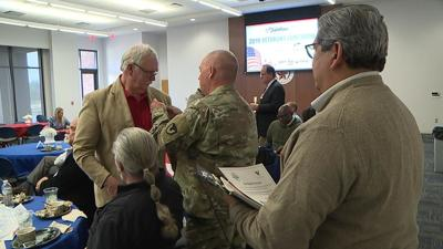 Texarkana Chamber hosts Veterans Luncheon