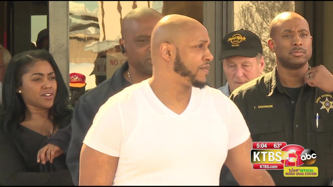 Louisiana rapper Mystikal released from Caddo Correctional