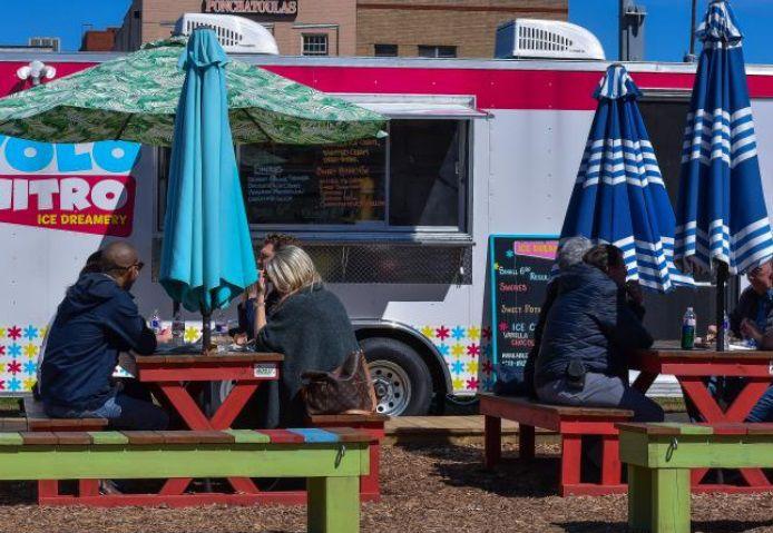 Ruston food truck