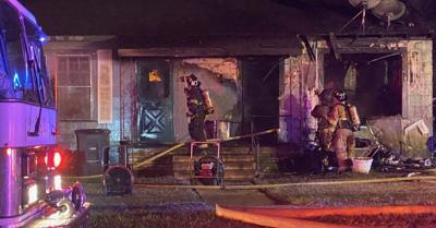 Lakeshore Drive duplex fire