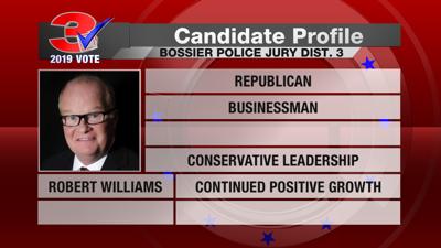 ROBERT WILLIAMS PROFILE CARD