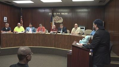 Gilmer, Tx City Council Meeting