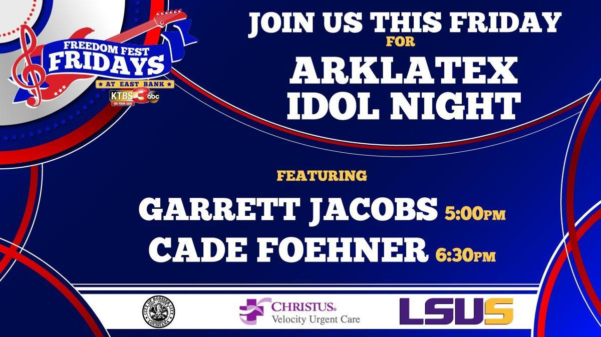 ArkLaTex Idol Night