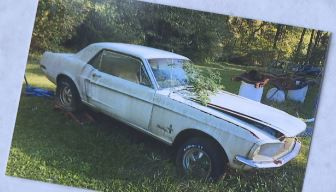 Classic Mustang being raffled for a good cause | ArkLaTex In