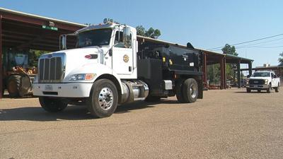 City of Texarkana, Texas budgets for new vehicles